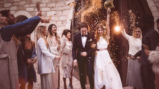 639d2d3724d Decipher the Dress Code  What to Wear to Every Type of Wedding - Big World  News