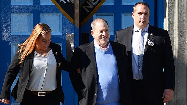 Harvey Weinstein Could Face 20 Years In Jail For Rape
