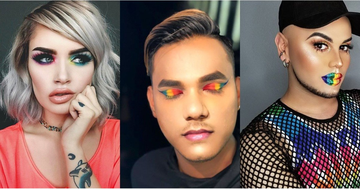 Httpwww Overlordsofchaos Comhtmlorigin Of The Word Jew Html: The Best Rainbow Makeup Looks To Wear To Your Pride Parade