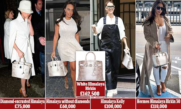 How Can A (second Hand) Bag Hermes Birkin Sell For £