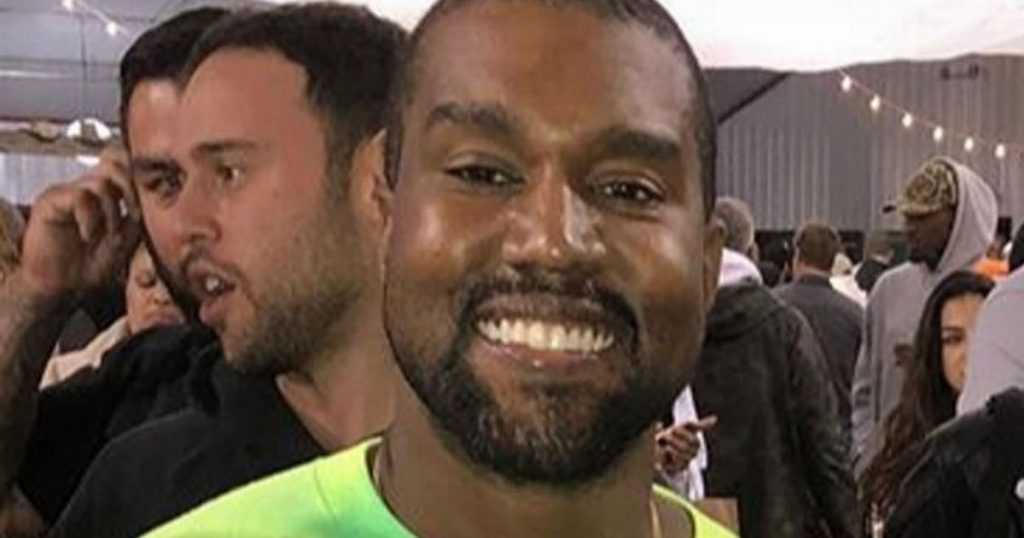 Kayne West Possibly Tweeted Naked Pictures Of Kim