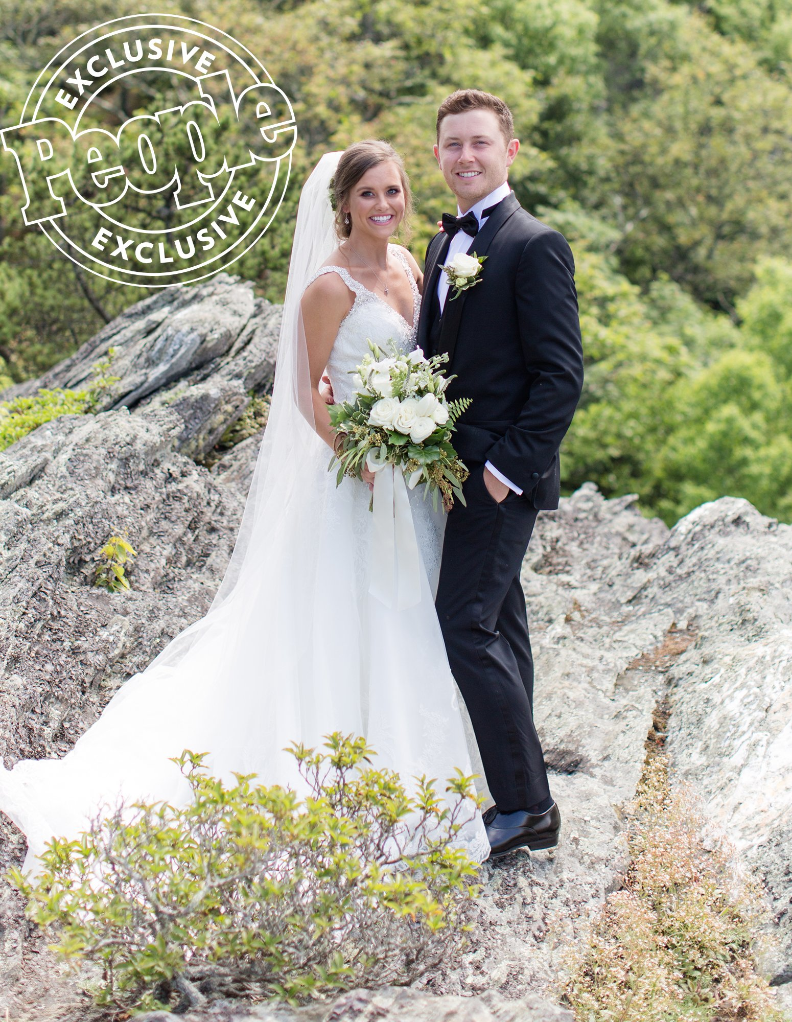 All the Photos from Scotty McCreery's 'Classic' Wedding ...