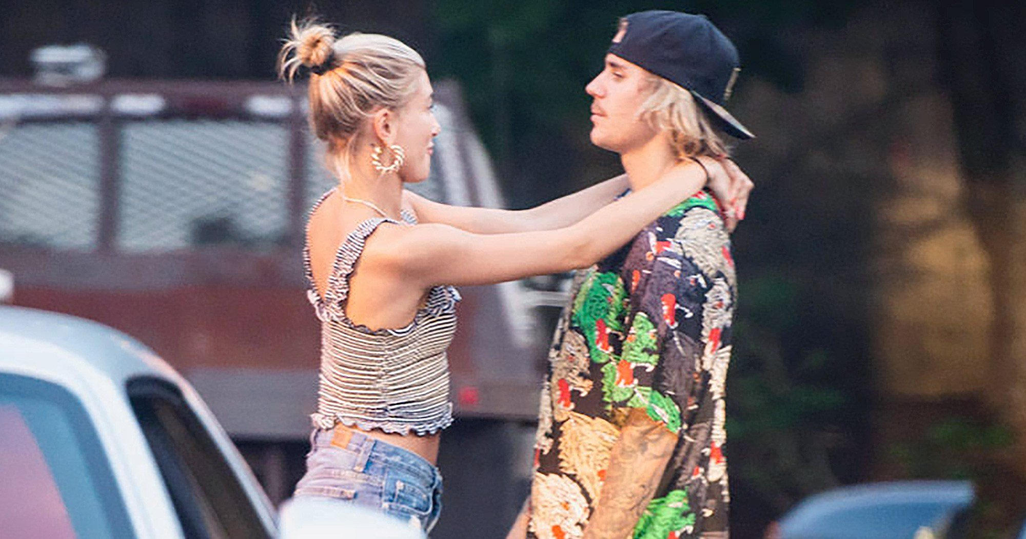 Justin Bieber and Hailey Baldwin Just Officially Confirmed Their Engagement on Instagram