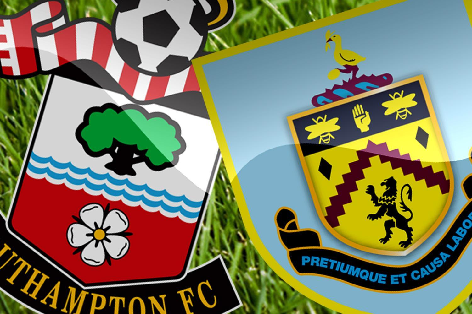 burnley vs southampton - photo #50