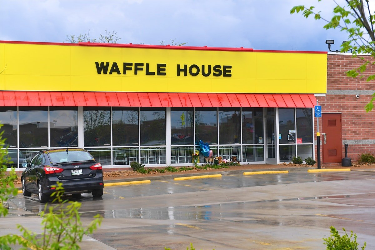 This Waffle House Food Truck Is So Perfect For National Waffle Day