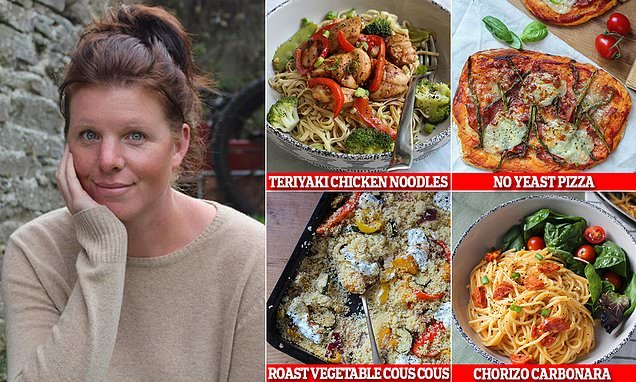 Thrifty Food Blogger Reveals How Novices Can Learn To Love Cooking
