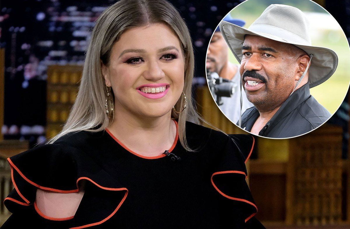 Cancelled! Kelly Clarkson's Talk Show To Replace Steve Harvey's