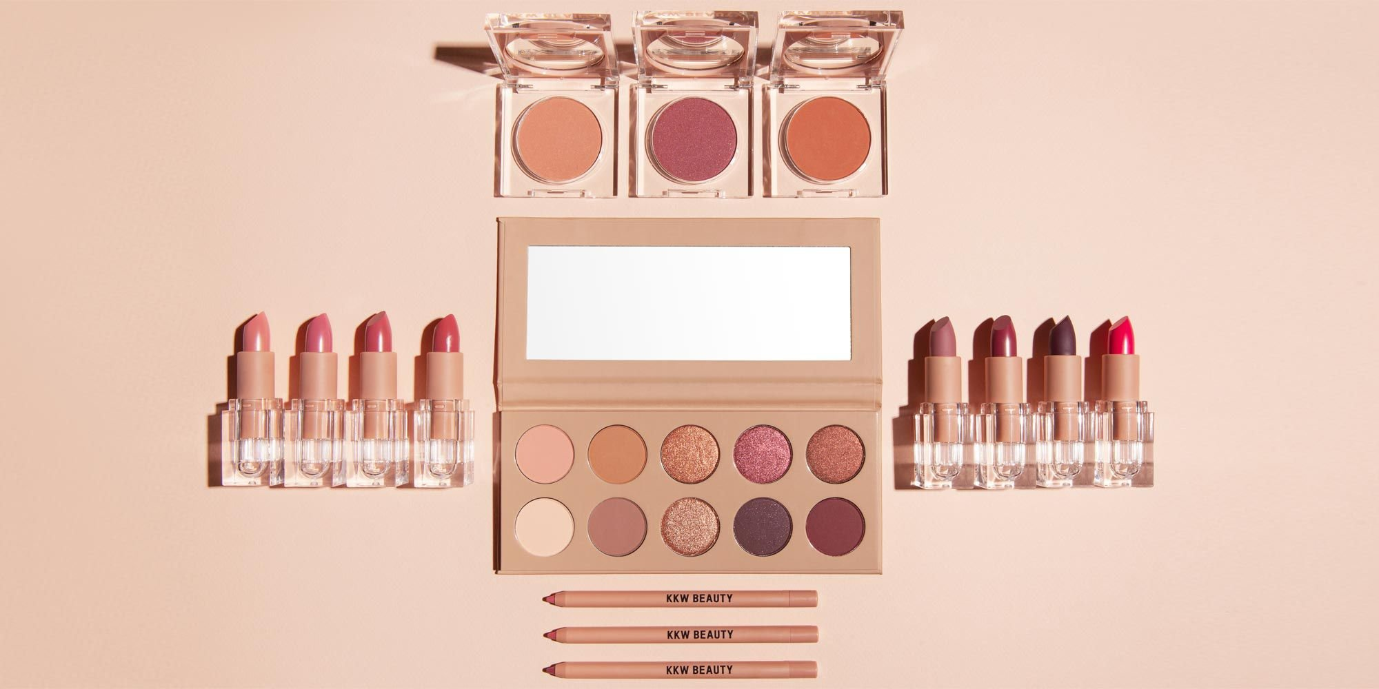 Here Are All of the Gorgeous Products in Kim Kardashian's New Cherry Blossom Collection