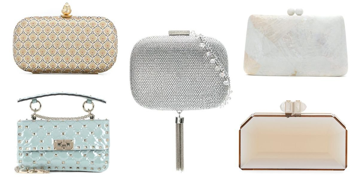 80fe98f8d3 42 Bridal Clutches You'll Carry Beyond Your Wedding Day - Big World News