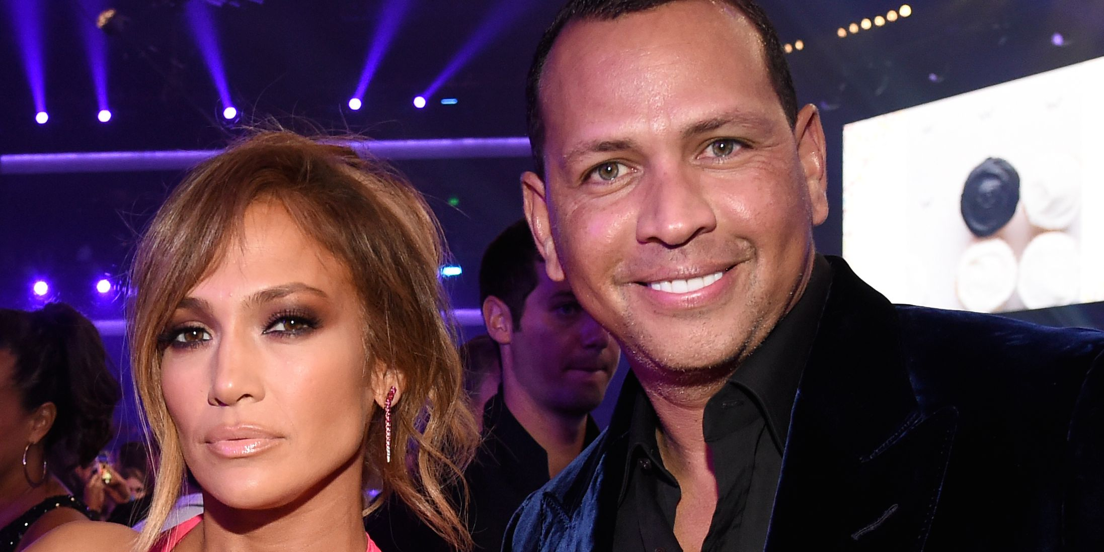 A-Rod Was the Ultimate Instagram Boyfriend During Jennifer Lopezs AMAs Performance