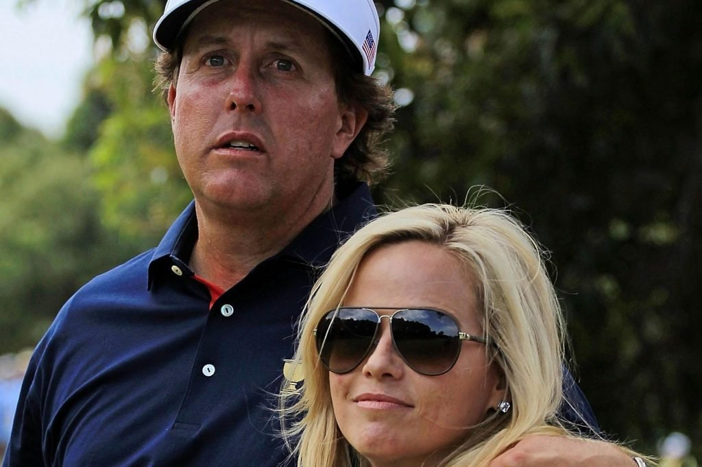 Who is Phil Mickelson's wife Amy, when did the American ...