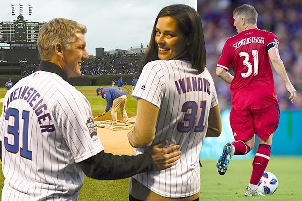 192bb5b5026 Ex-Manchester United star Bastian Schweinsteiger delighted to see his wife  Ana Ivanovic turn 31 for a brilliant reason - Big World News