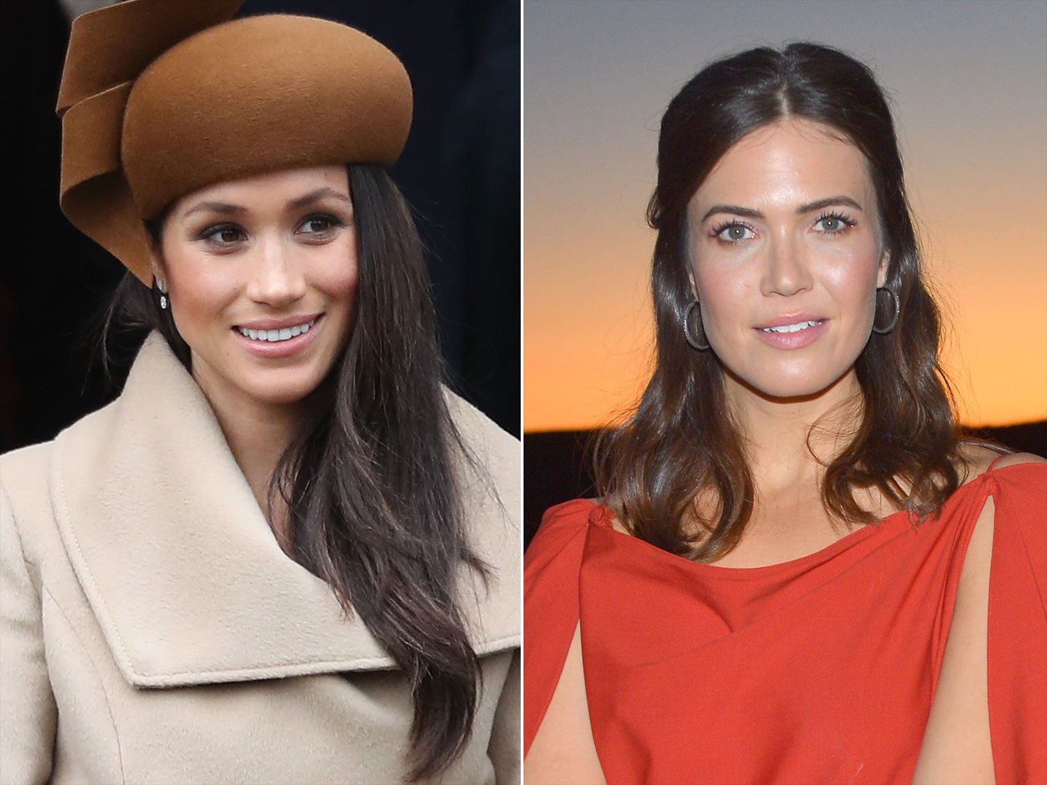 Mandy Moore opens up about her friendship with the Duchess of Sussex