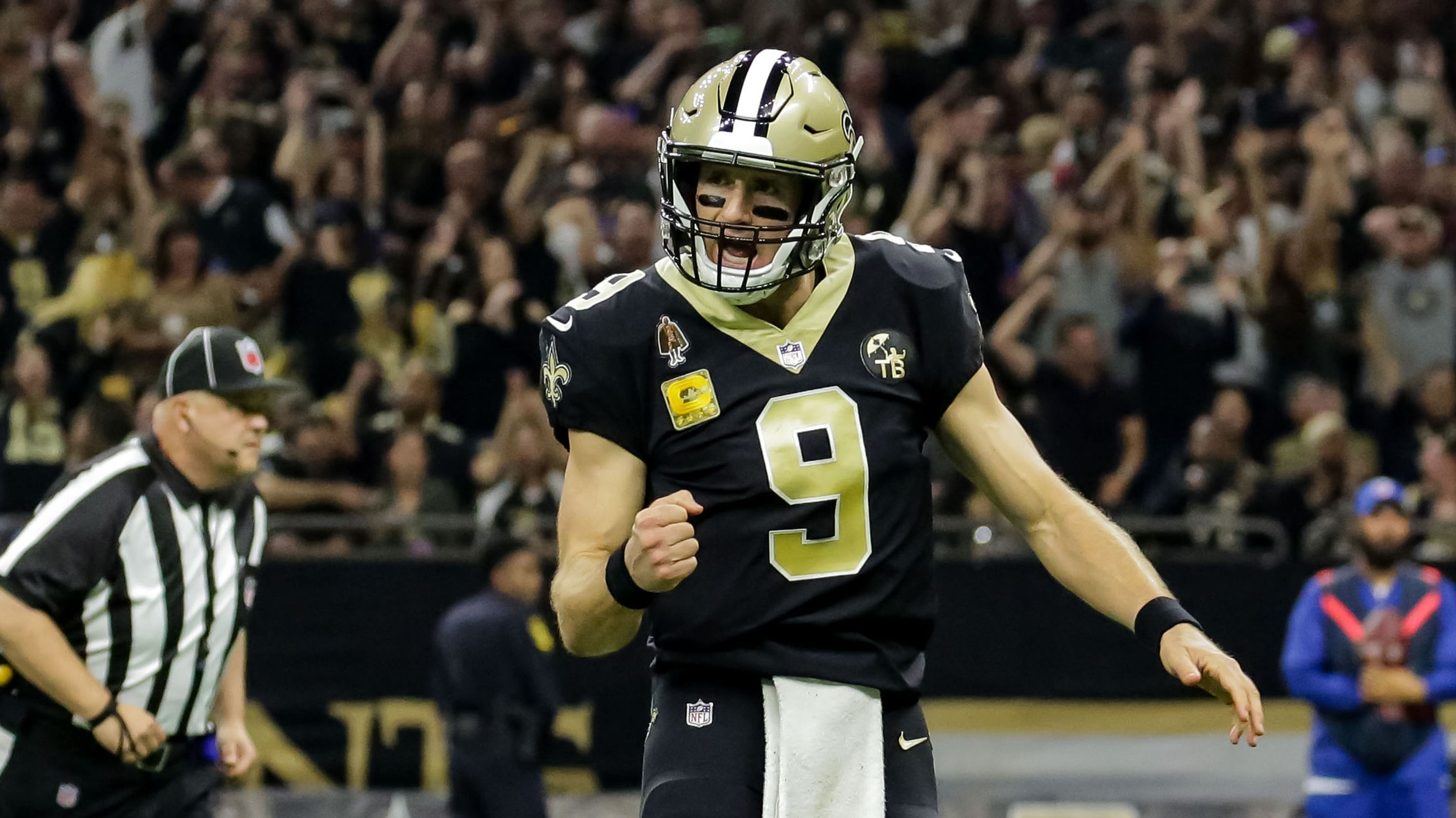 Saints Bring Rams Perfect Run To An End In Wild Shootout