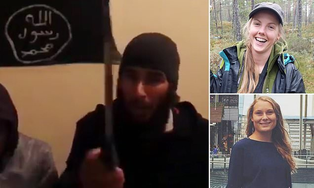 Isis Fanatics Share Video Of Scandinavian Tourists Beheading Online