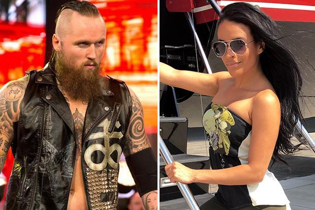 wwe stars who are dating