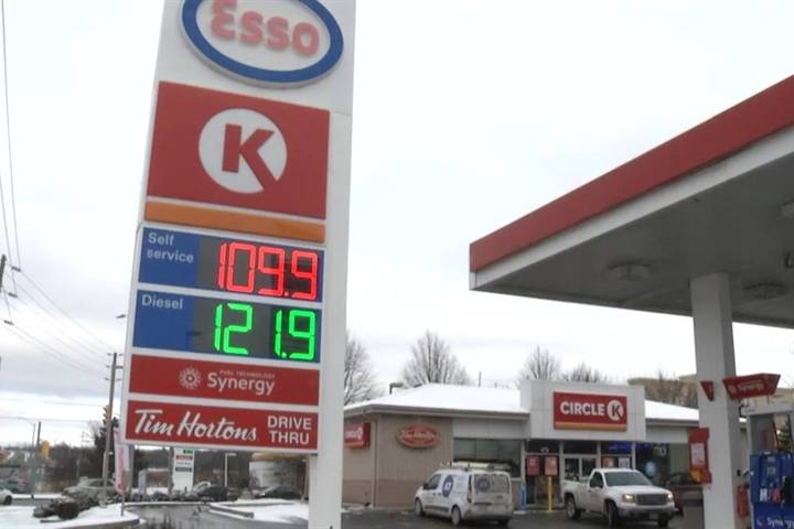 Diesel Gas Stations Near Me >> Kingston Residents Shocked By Price Fluctuations At Local Gas