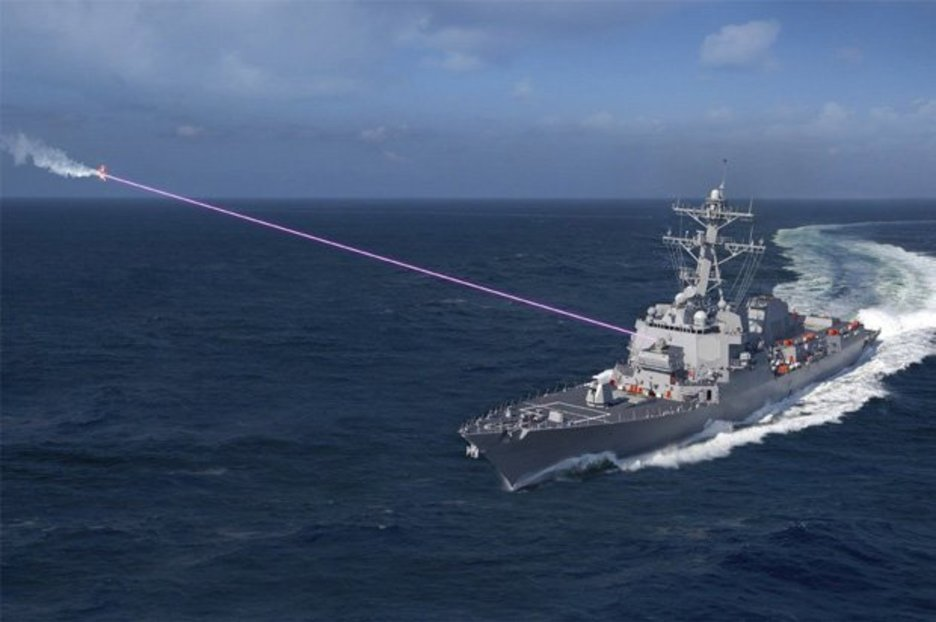 US Navy to equip destroyers with anti-missile lasers over 'Chinese