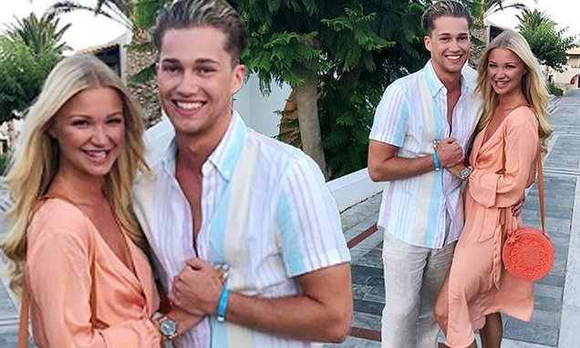 Strictly's AJ Pritchard goes official with girlfriend Abbie Quinnen ...