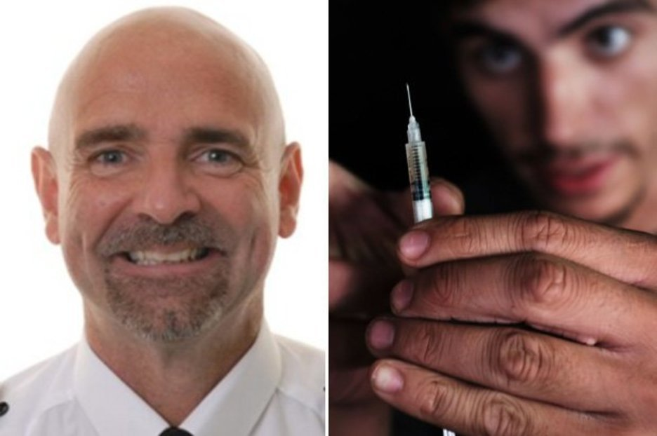 Heroin addicts 'to shoot up legally' in UK towns under