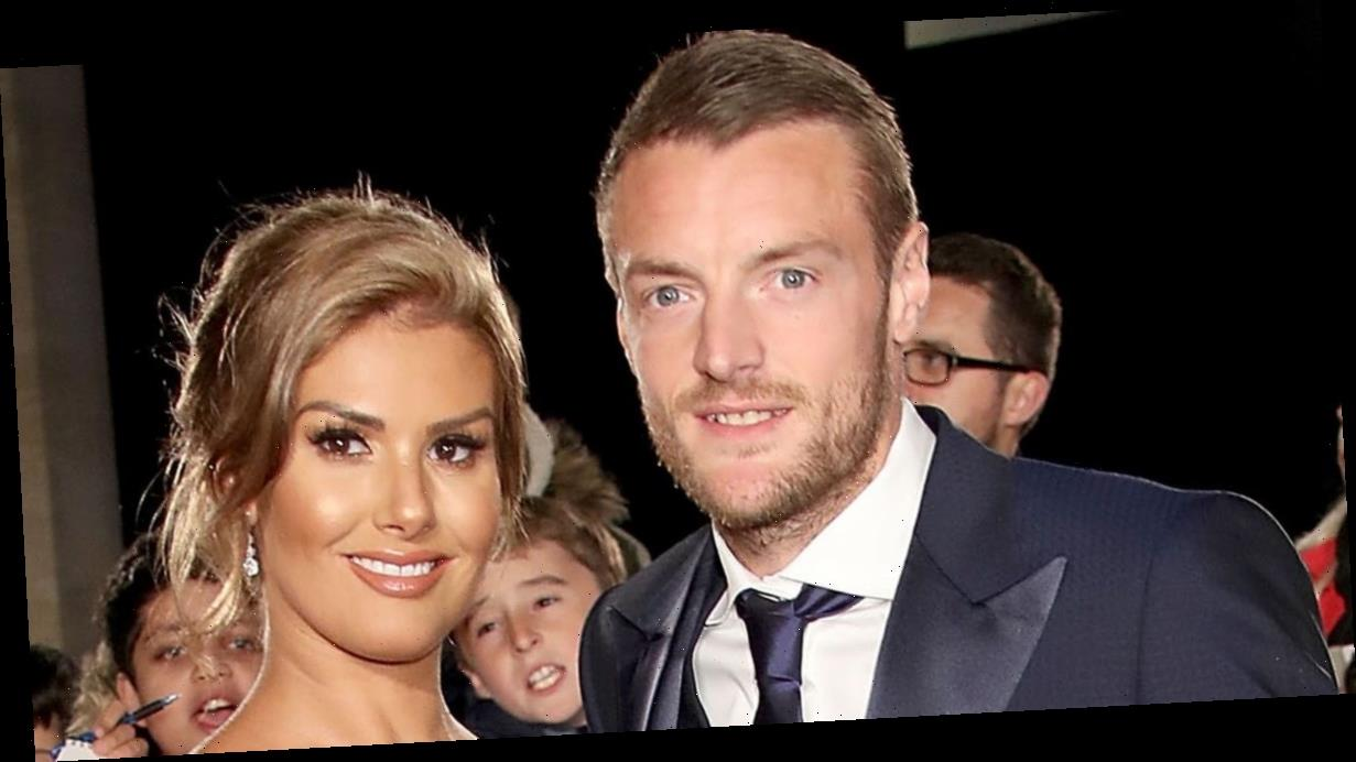 Jamie Vardy Shows Support For Wife Rebekah Vardy After
