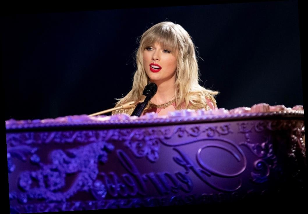 Taylor Swift Announced a New Xmas Song & Video in the ...