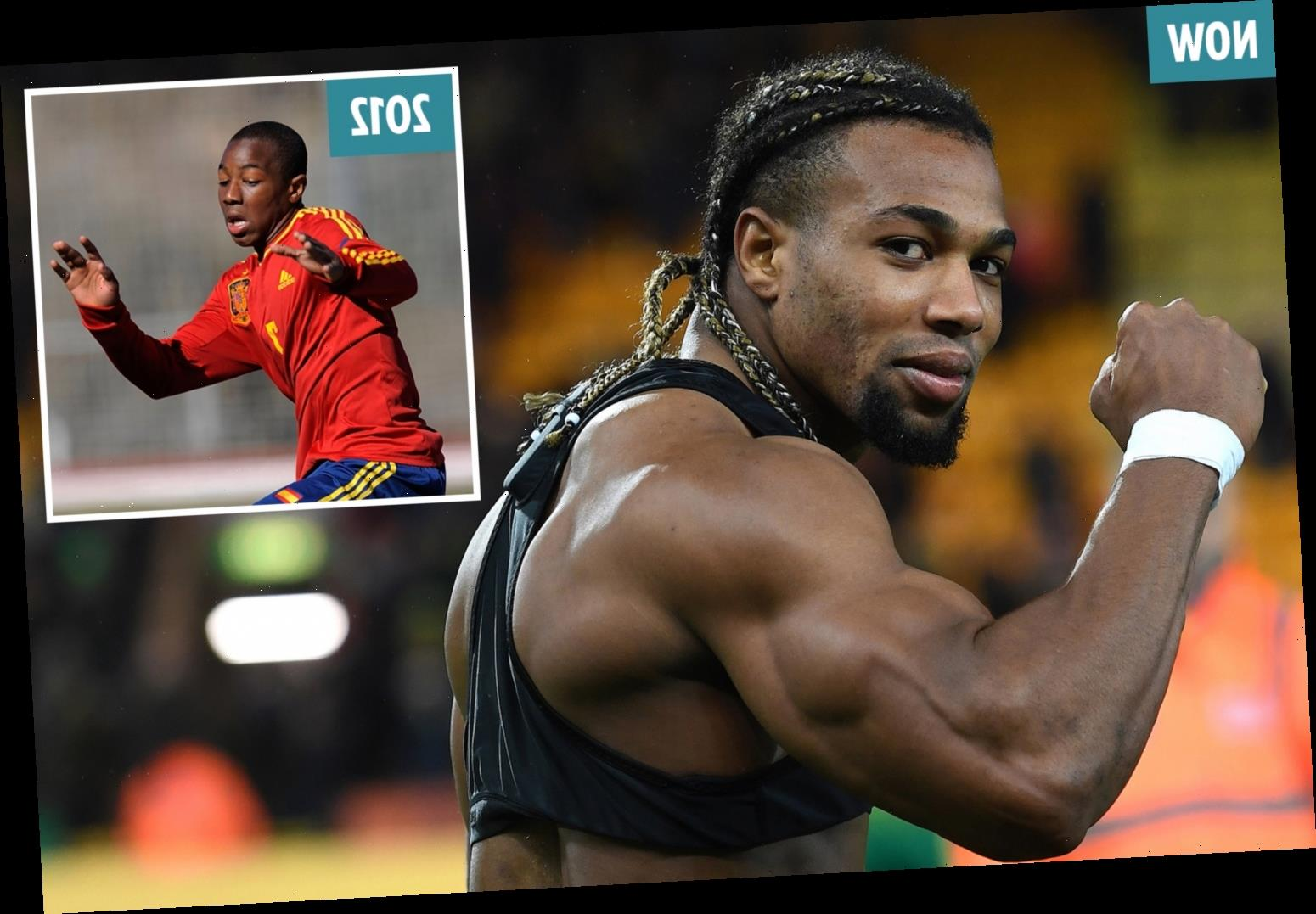 How Adama Traore Gained Incredible Ripped Physique Without Lifting A Single Weight The Sun Big World News