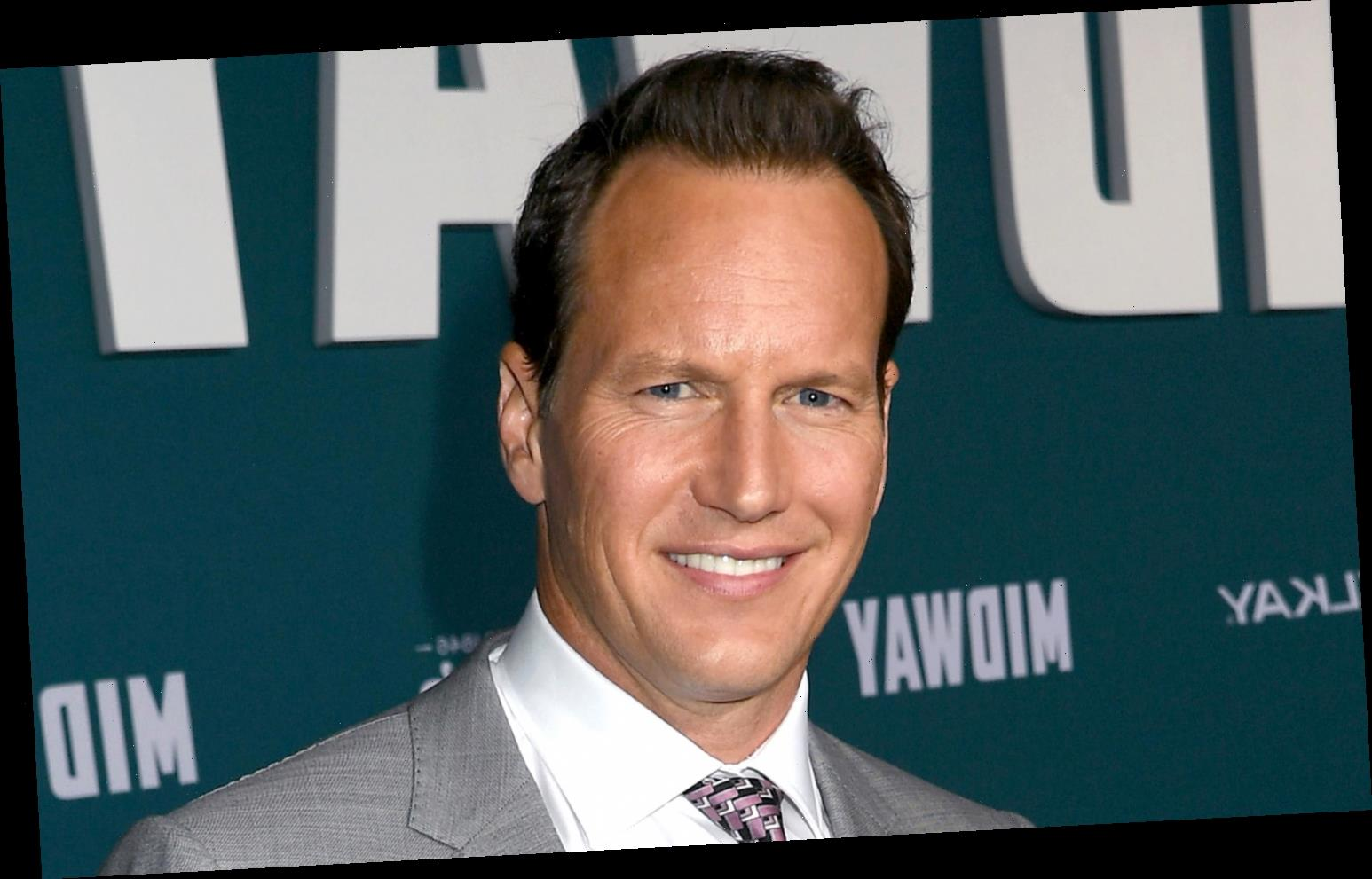 Patrick Wilson Looks So Hot While Cooking Shirtless at ...